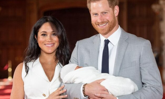 Prince Harry Leading the Charge in keeping Baby Archie's Godparents Names Secret