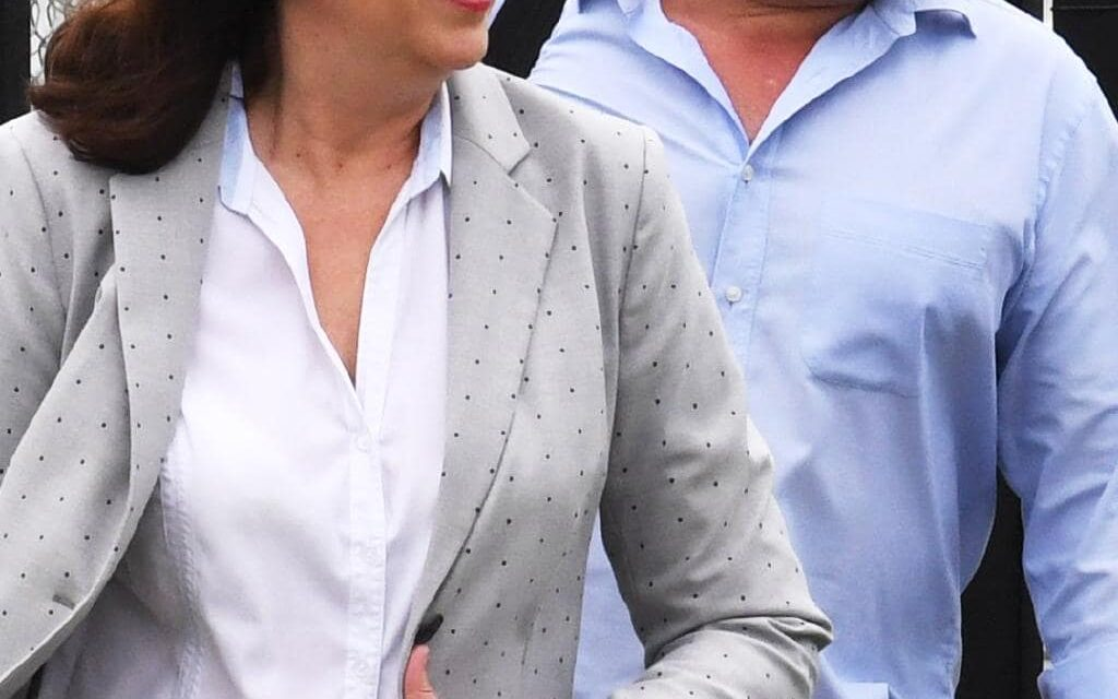 Racetrack Horse Death Sparks Confrontation between Labor Media Men at Glamour Race Day