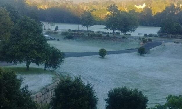 Temperatures Plunge Below 0C in Parts of Queensland