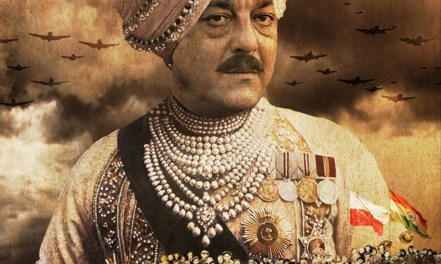 The Good Maharaja Official Trailer – Sanjay Dutt