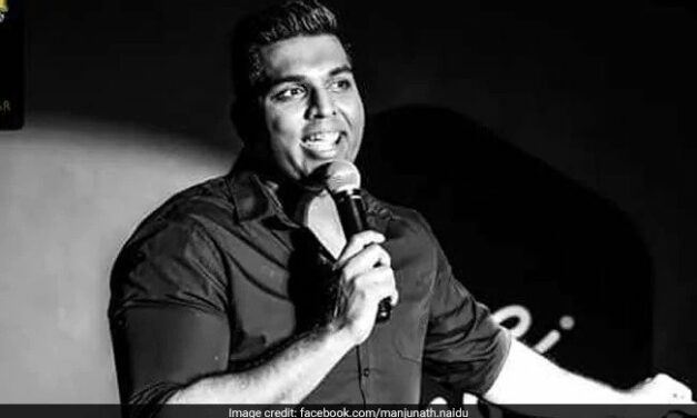 Indian-Origin Comedian Dies On Stage; Audience Thought He Was Performing