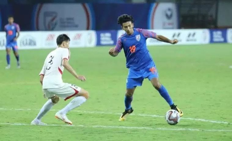 India face Syria in Last League Match of Intercontinental Cup