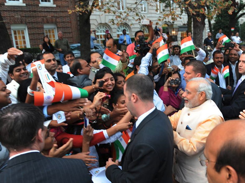 40,000 Register for Howdy Modi! Summit in Houston