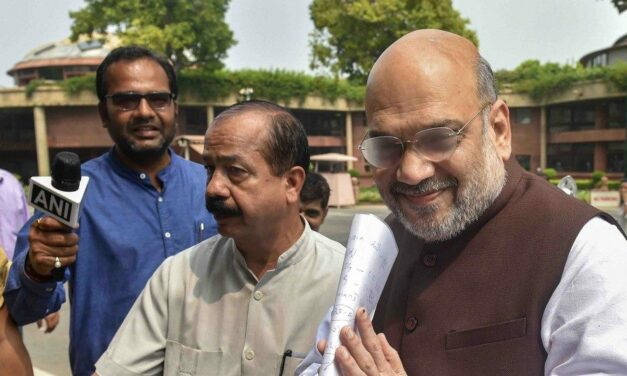Amit Shah Says J&K, Ladakh to Be Two Separate Union Territories