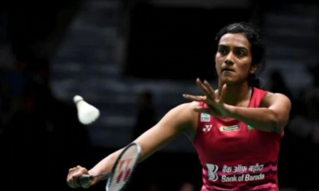 PV Sindhu Chases Elusive Gold at World Badminton Championships in Basel