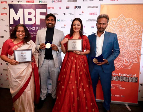 Vijay Sethupathi Wins Best Actor Award at IFFM 2019