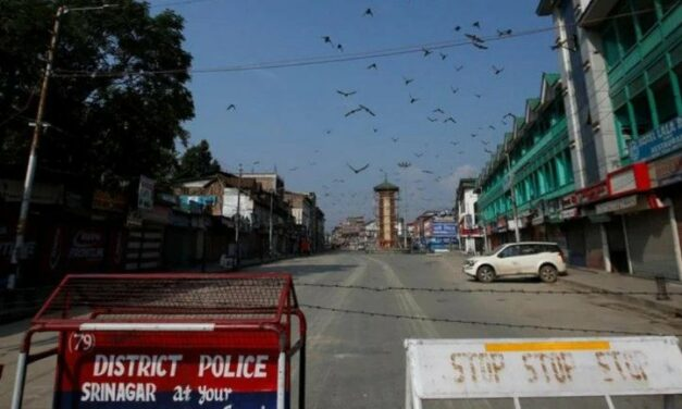 Shah Faesal Paints Painful Picture of Curfew, Governor Says Everything is fine