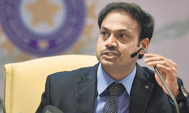 Select Outlet: An Interview with MSK Prasad