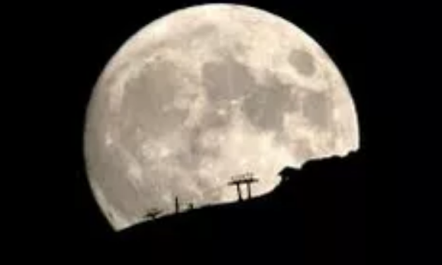 In 10 Years, India Can Set Up Factory on Moon, Get Helium-3 to Earth