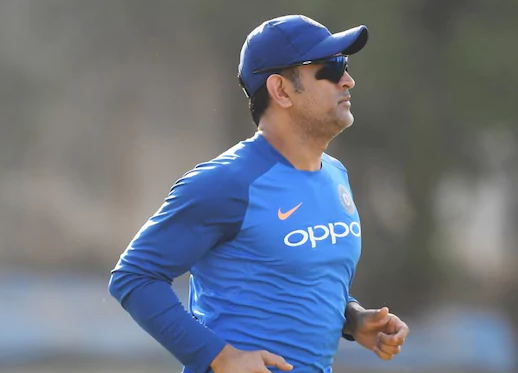 12Years Of Captain Dhoni Top Trend As Twitter Toasts