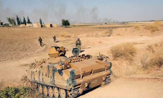 Kurds Reach Deal With Syria To Stop Turkish Offensive
