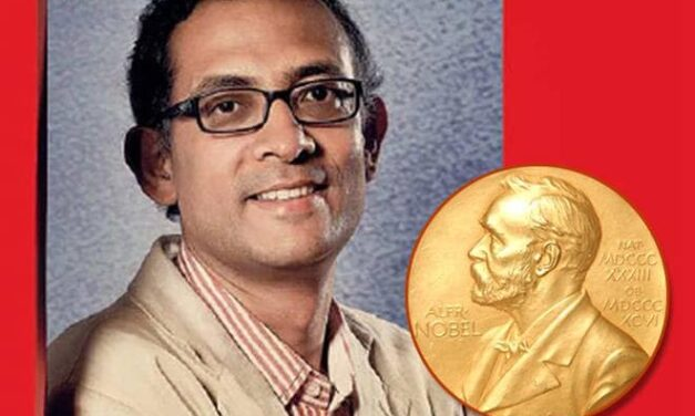Indian-origin Prof Shares Economics Nobel