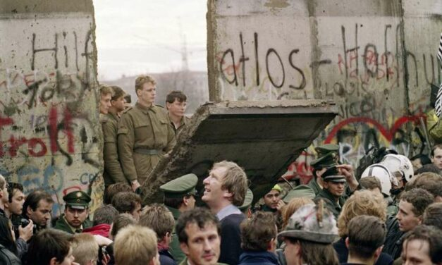 World More Divided Now Than When Berlin Wall Fell