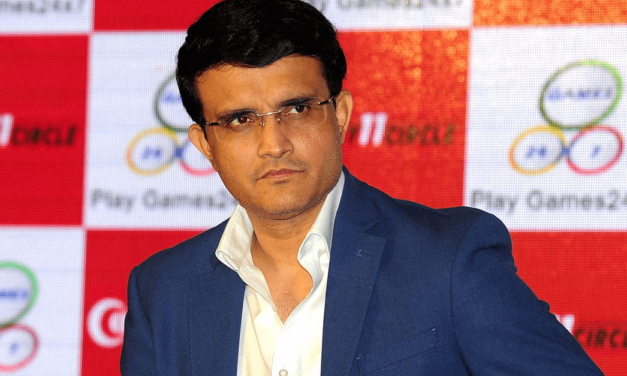 New Team at BCCI: Sourav Ganguly Posts Picture