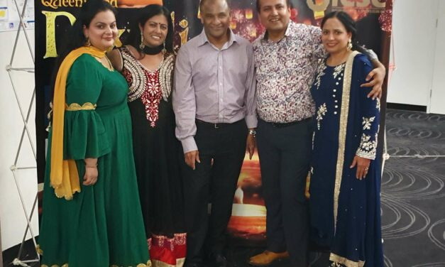 Fun and feast for diners at Diwali Gala Dinner in Richlands