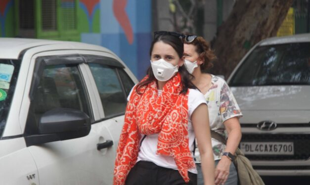 30% Rise In Skin Problems Due To Pollution