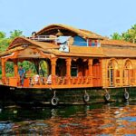 Alappuzha is known for its houseboats