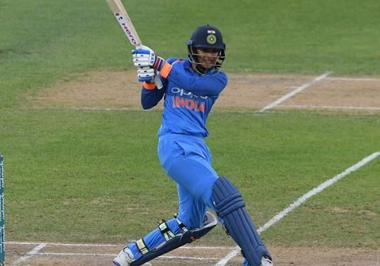 Mandhana, Rodrigues Help India Win ODI Series Against WI