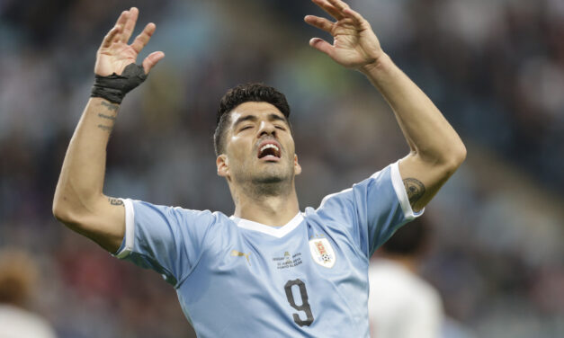 Suarez Wants To Move To MLS, Says Lodeiro