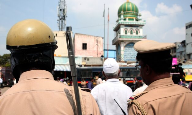 Tension In UP District After Mosque Construction Stopped