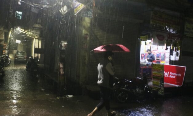 More Rain, Hailstorm Likely In Delhi-NCR On Friday
