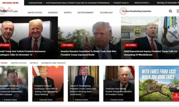 TNBCLive: An Emerging News Website for Overseas Indians