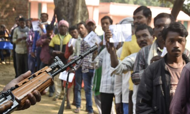 Third Phase Of Polling Begins for 17 Jharkhand Seats