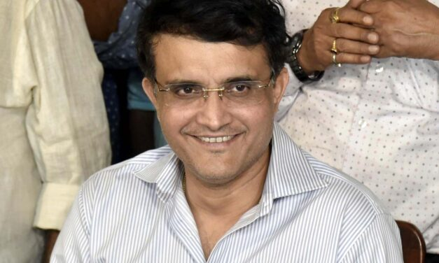 Too Early To Comment On Four-Day Tests: Ganguly