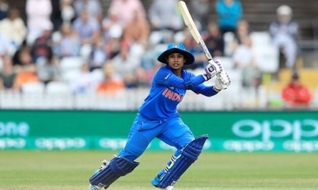 Mithali Raj Demoted To Grade B Central Contract