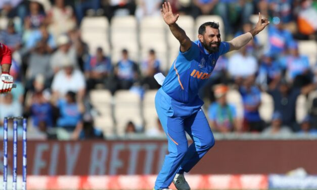 Gearing Up for The Challenges Ahead: Shami