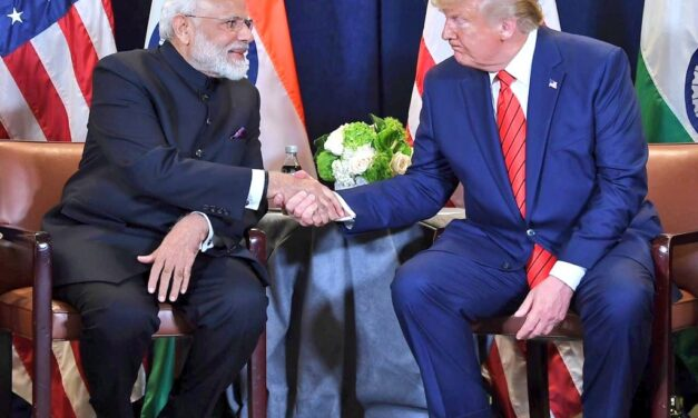 India With US In All Areas of Mutual Interest: Modi Tells Trump