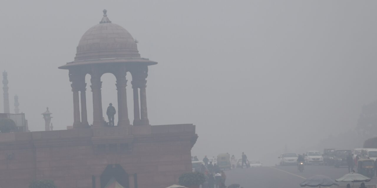 Light Showers In Parts of Delhi-NCR