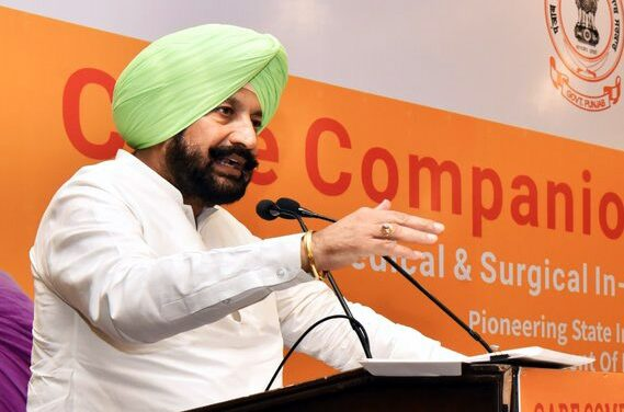 Punjab To Administer Polio Drops To 33 Lakh Children