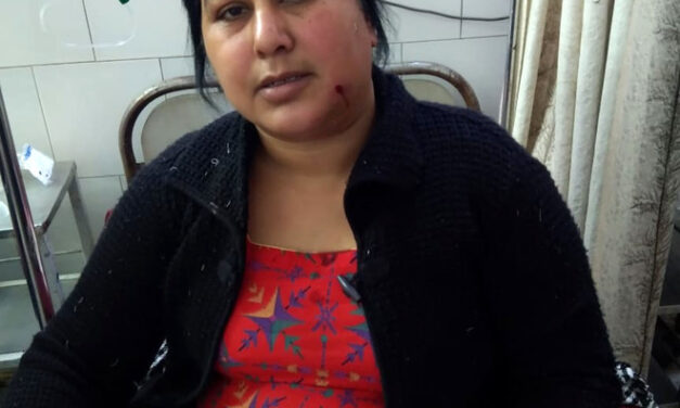 Woman With Bullet Injury To Head Drives for 7km