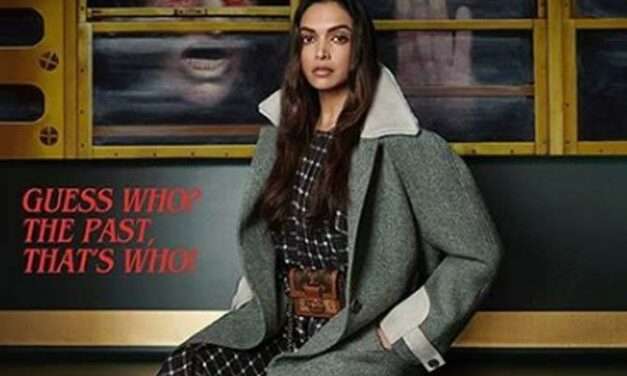 Deepika Padukone Is first Indian Star In a Louis Vuitton Global Campaign