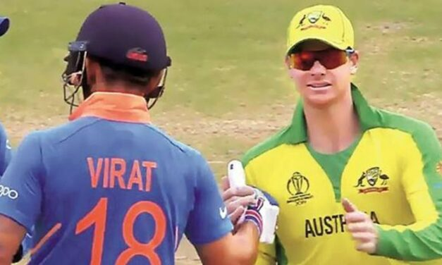 He Did Not Have To Do That: Steve Smith On Virat Kohli's World Cup Gesture