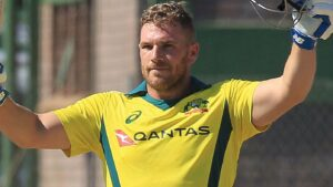 Aaron Finch recently said it was not their age but his and Warner_s wives who will decide if they will play the next World Cup