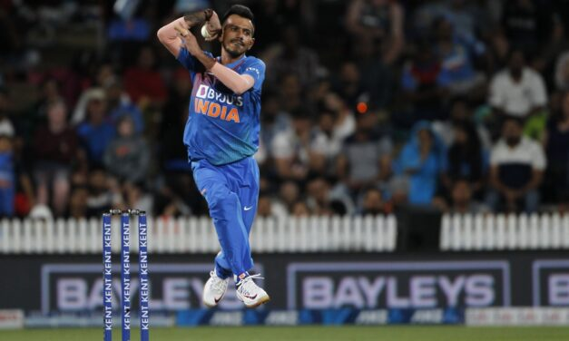 Chahal, Shreyas Recreate Dance Moves after Win In 5th T20I