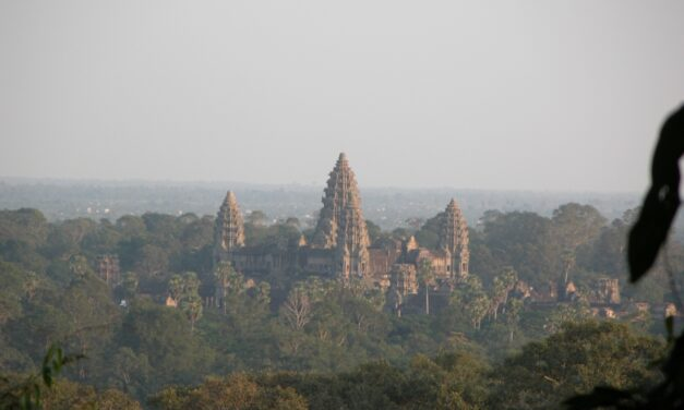 The Grand And Glorious Angkor Wat