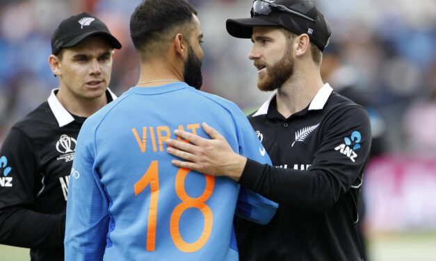 NZ Put India To Bat In 3rd ODI At Bay Oval
