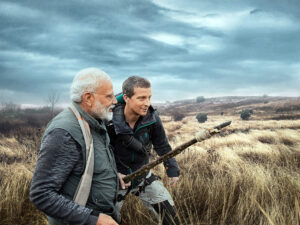 PM Modi's vision for cleaner India a privilege to hear: Bear Grylls 1