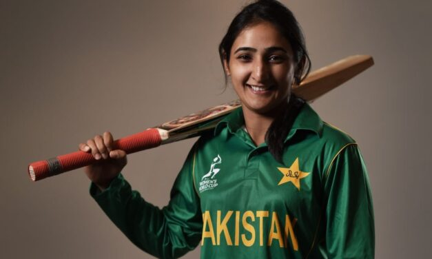 T20 WC: Bismah ruled out with broken thumb, Nahida replaces her