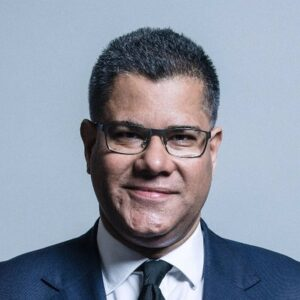UK Secretary of State for Business, Energy and Industrial Strategy Alok Sharma