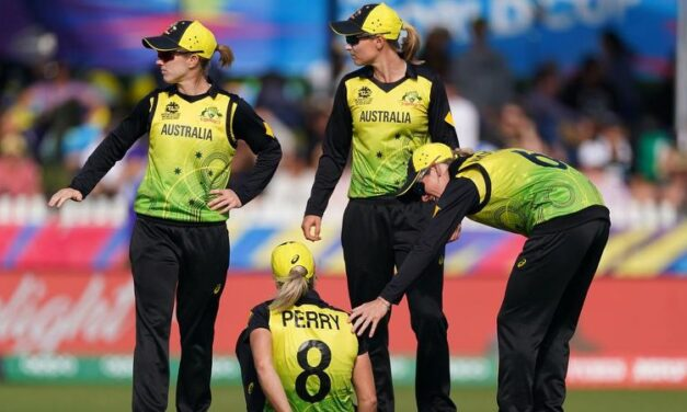 Perry ruled out for rest of T20 World Cup