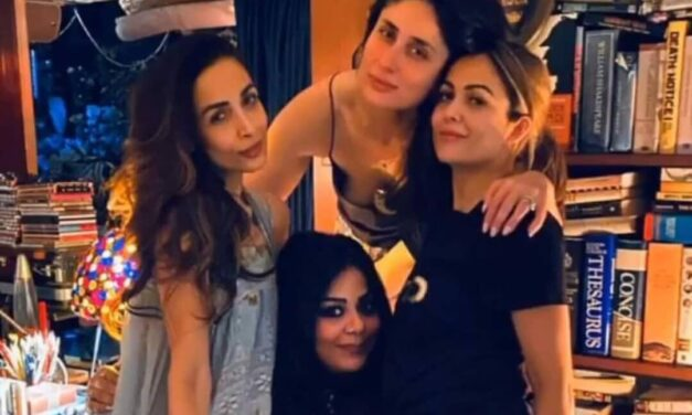 Kareena, Malaika, Amrita redefine friendship goals in new pic