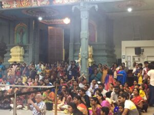 Shivratri celebrations at Sri Selva Vinayakar Temple, Brisbane