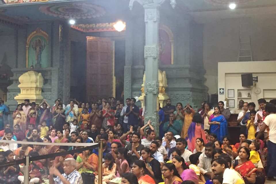 Shivaratri event held in Sri Selva Vinayakar temple