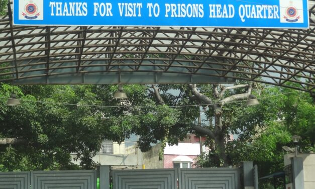 Tihar Jail bars meeting of inmates with families till March 31