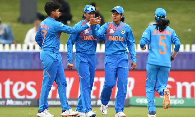 Tweeple elated as India reach final of Women's T20 WC