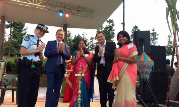 Thaai Tamil School organises Pongal Festival in Springfield